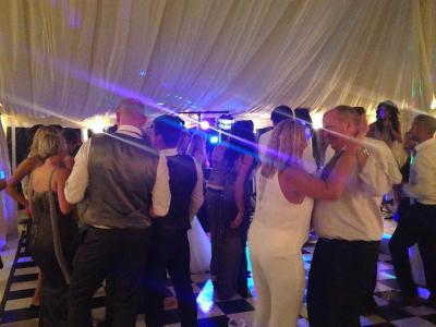 wedding dj in swansea